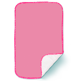 Cambiador Plástico Landi Baby C50 Tela Unicolor Rosa|carulla.com