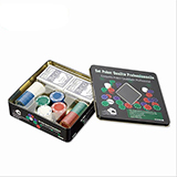 Set De Poker Tipo Casino Texas Hold Fichas Cartas|exito.com