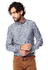 Camisa Manga Larga Jones para Hombre Color Siete carulla.com