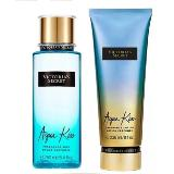 Kit Crema Y Splash Aqua Kiss Victoria Secret Original|carulla.com