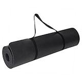 Sportfitness Colchoneta Para Yoga Plegable Negro|carulla.com