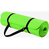 Colchoneta para Yoga y Pilates NBR Profit-One verde|carulla.com