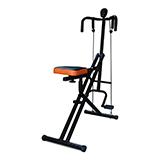 Maquina Abdominal Total Horse Rider+Liga Monitor 5 Funciones|carulla.com