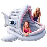 Piscina Inflable Tiburon Intex 57120 Para Bebés-Gris|carulla.com
