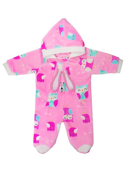 4c66f64c6 GLOTONCITOS--Pijama Enteriza Para Niña Glotoncitos 0 a 3 meses-exito.com