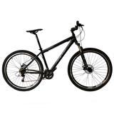 Bicicleta GW Scorpion-Hyena R 29 Shimano 7 V Disco Negro M|carulla.com
