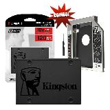 Combo Caddy + Disco Duro Solido Kingston 120 GB A400 Oferta|carulla.com