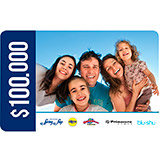 Tarjeta Regalo Spring Step de 100.000 pesos|carulla.com