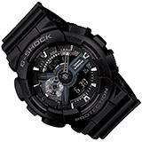 Reloj G-Shock Ga-110-1B Negro Masculino|carulla.com