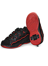 Tenis Patines Unisex Retractil Color Rojo Negro|carulla.com