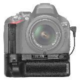 Grip de Batería para EN-EL14 Nikon D5100 D5200 D5300 carulla.com