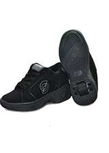 Tenis Patines Unisex Retractil Color Negro Blanco|carulla.com