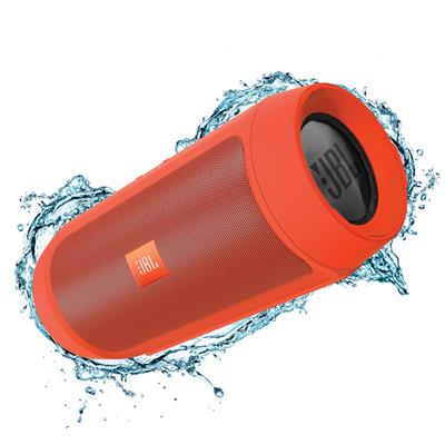 Parlante Portatil JBL Charge 2+ Bluetooth recargable naranja