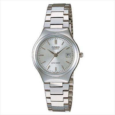 d9bc33bec404 Reloj Casio LTP 1170A 7A Plateado Para Mujer - Compras por Internet ...