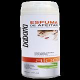 Espuma De Afeitar Aloe 300 ml|carulla.com