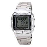 Reloj Casio Db-360-1a Plateado Retro Acero Inoxidable |carulla.com