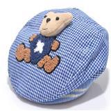 Boina Bebe Osito azul|carulla.com