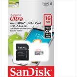 Memoria Micro Sd 16 Gb|carulla.com