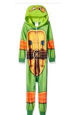 Pijama Tortugas Ninja Original Talla 3 Niño Cosplay carulla.com