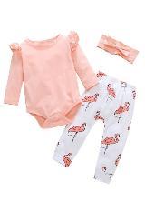 Conjunto Para Bebé Niña - Rosa carulla.com