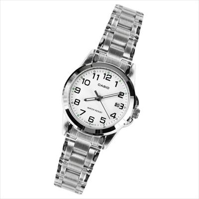 b515136f0f83 Reloj Casio LTP-1215 - Tablero Azul Para Dama