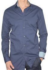 Camisa ultra slim fit Aranzazu algodón elástico|carulla.com