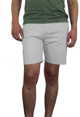 Bermudas casuales Aranzazu slim fit en algodón|carulla.com