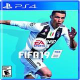 Videojuego FIFA 19 PS4 Champions League + Balon # 5|carulla.com