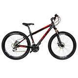 Bicicleta Scorpion 27.5 Tenedor Suspension NegroRojo M|carulla.com