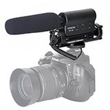 Microfono Takstar SGC-598 para Camara Canon Nikon Sony carulla.com