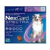 Antipulgas Perros Nexgard Spectra 15 - 30   Talla L|carulla.com