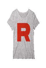 Camiseta Mujer Pokemón Rocket|carulla.com