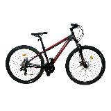 Bicicleta Optimus Sirius 29 Shimano 8Vel Disco Bloqueo Rojo|carulla.com