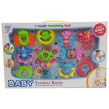 Sonajeros Para Bebe Baby Caja 11 Sonajeros|carulla.com
