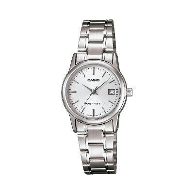6bbd12ad088b CASIO--Reloj Casio Mujer Ltp-V002D-7A Analogo Pulso Metalico-exito