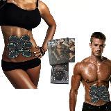 Smart Fitness Body R Tonifica Electro Estimulador Abdomen|carulla.com
