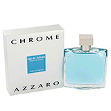 Locion Azzaro Chrome Hombre 3.4oz 100ml Original perfume carulla.com