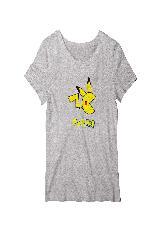 Camiseta Mujer Pacman Pikachu Pokemón|carulla.com