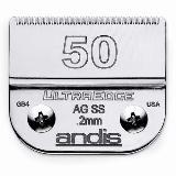 Cuchilla Andis Numero 50 Ultraegde Acero 0.2mm|carulla.com