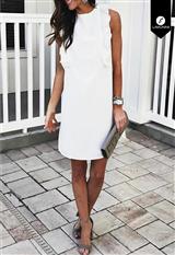 5b55d5645f Vestido para mujer Limonni Novalee LI1435 - Cortos elegante