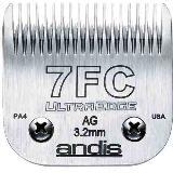 Cuchilla Andis Numero 7fc Ultraegde Acero 3.2mm|carulla.com