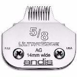 Cuchilla Andis 5-8 Ultraegde Acero 14mm|carulla.com