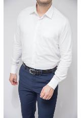 765ffaed1f Camisa De Vestir Blanca B7Drs01 Wh