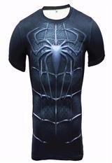 Camiseta Spiderman Manga Corta Alter Ego Slim Fit|carulla.com