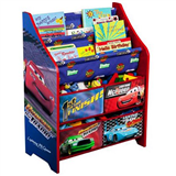 Organizador para Juguetes y Libros Disney  Cars|carulla.com
