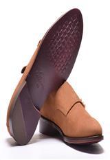 Zapato Formal Para Hombre Monje mostaza|carulla.com