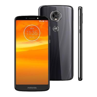 Celular Moto E5 Plus 16GB Black