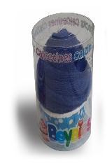 Medias tobilleras Pastel Azul Oscuro 6-7|carulla.com