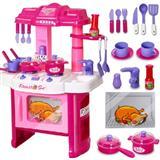 Cocina Infantil Luces Sonido Kitchen|carulla.com