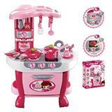 Cocina Infantil Sonido Luces Reales Kids Kitchen|carulla.com